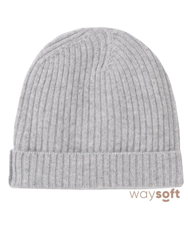 WaySoft Cashmere Perfect Holiday Classic - Classic Grey - C7188GUQ5HW