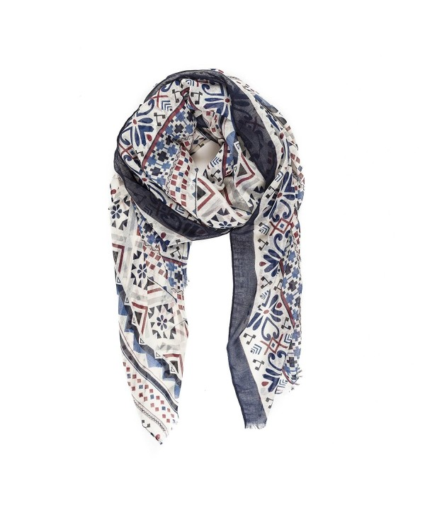 Scarf for Women Lightweight Fashion Spring Winter Scarves Shawl Wraps by Melifluos - Nf17-2 - C118342RLZW