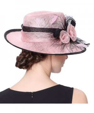 Koolas Layers Sinamay Wedding Ascot in Women's Sun Hats