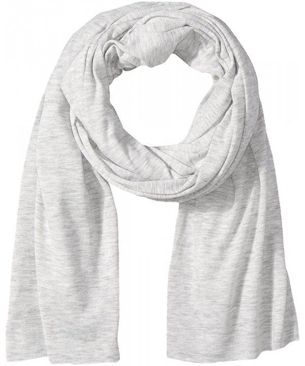 Alternative Women's Oversized Bundle Up Scarf - Oatmeal Heather - C61152Q9VVD