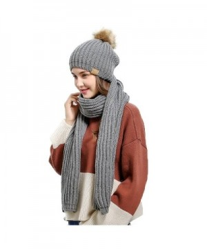 Jelinda Womens Autumn Winter Knitted in Fashion Scarves