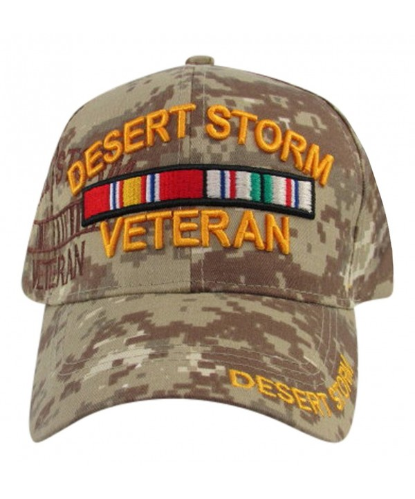 US Warriors Desert Storm Veteran- Desert Camouflage- One Size Fits Most - CG11Z2ZRX91