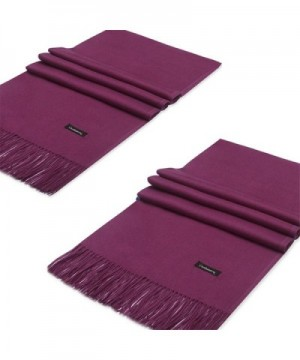 Wedding Shawls Wraps Bride Bridesmaid - Purple and Purple - C4189YRRWSS