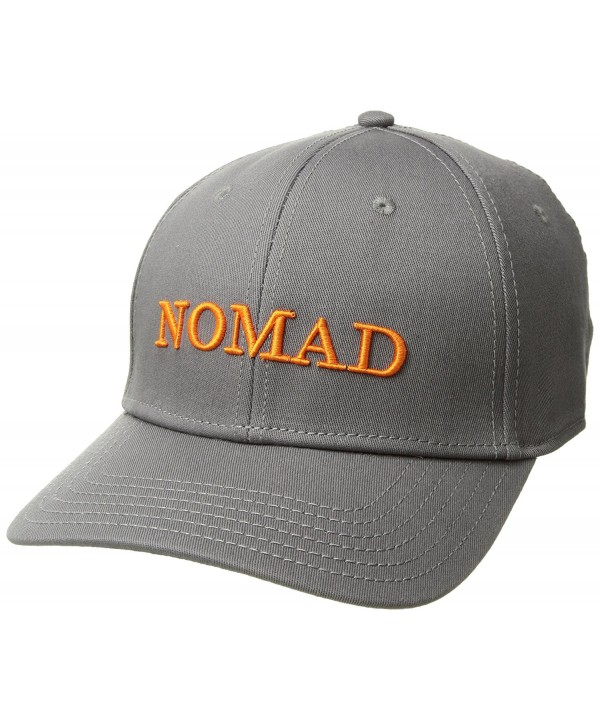 Nomad Stretch Fit Hat - Cool Grey - CO1858YQ6R3