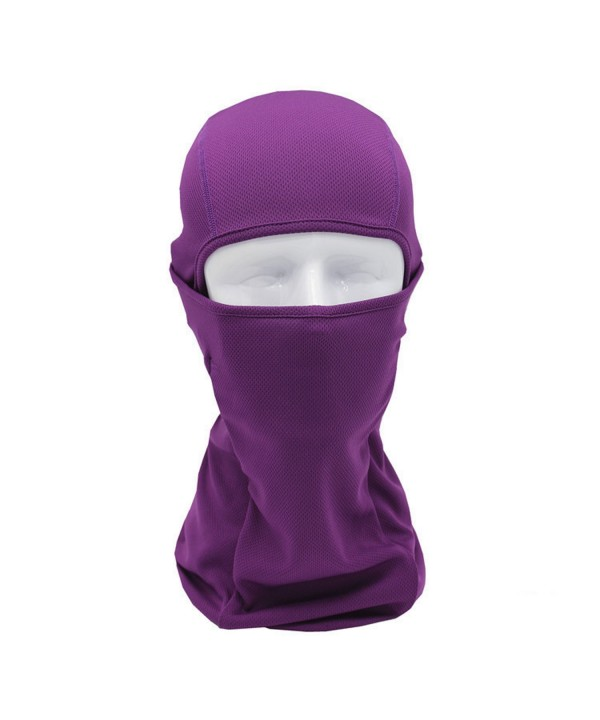 Brave Tour Windproof Mask Snowboarding - Purple - CT1804LTOWS