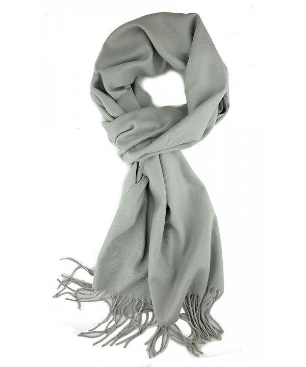 Paskmlna Super Soft Luxurious Classic Cashmere Feel Winter Scarf - 6-19 - CP187GDQMND