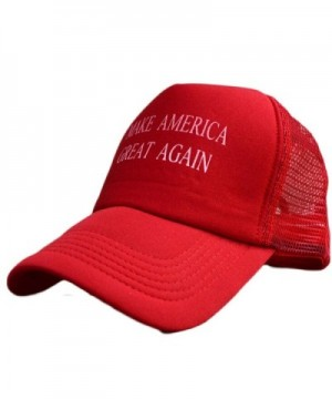 Dutch Brook Make America Great Again Donald Trump 2016 Campaign Cap Hat (Red 2) - Red 2 - C512NSN9RK8