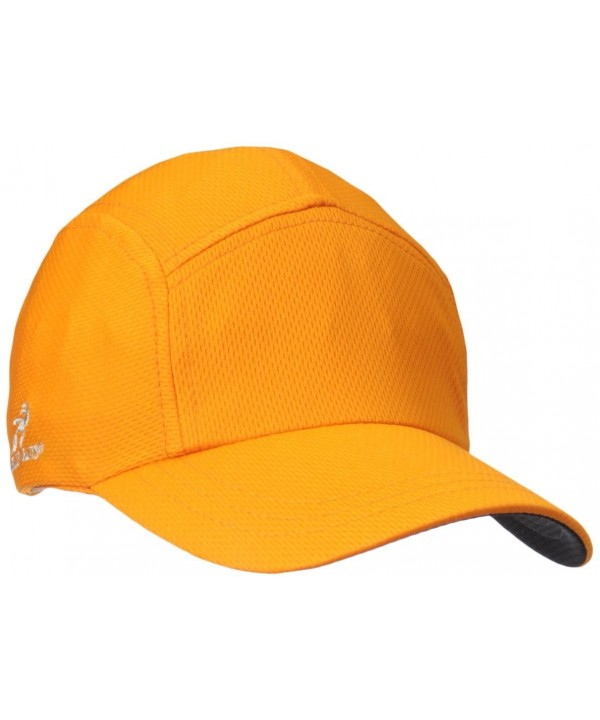 Headsweats Race Hat - Orange - CW113ZHTQRP