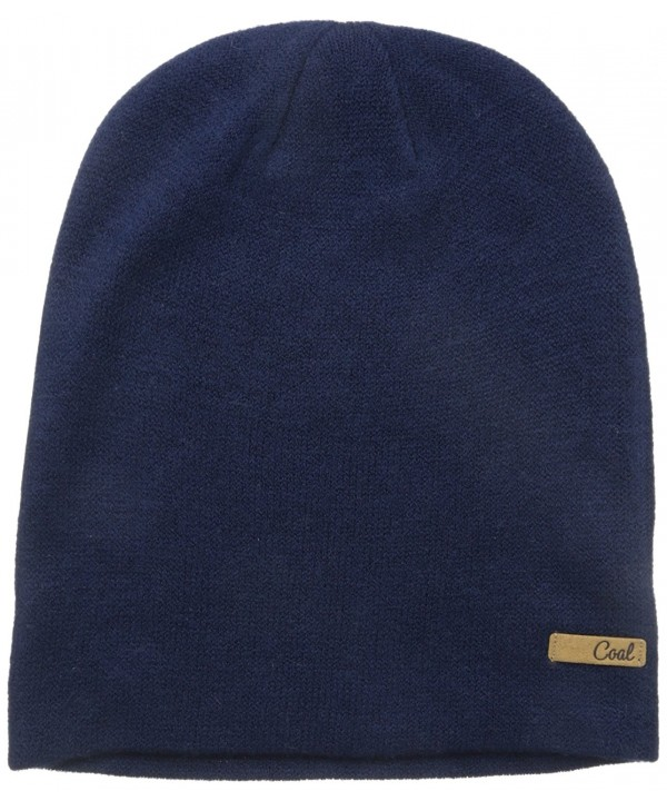 Coal Women's The Julietta Soft Fine-Knit Slouchy Beanie - Navy - CL11XF2RU55
