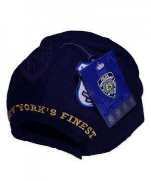 Official NYPD Baseball Police Department in Men's Baseball Caps