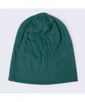 Baggy Cotton Slouchy Stretch Beanie