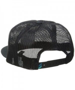 Fox Mens Flat Snapback Black17