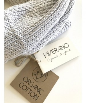 Organic Infinity Stretch Eco Friendly Non Toxic in Fashion Scarves