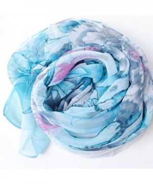 Creazy Fashion Chinese Chiffon Scarves