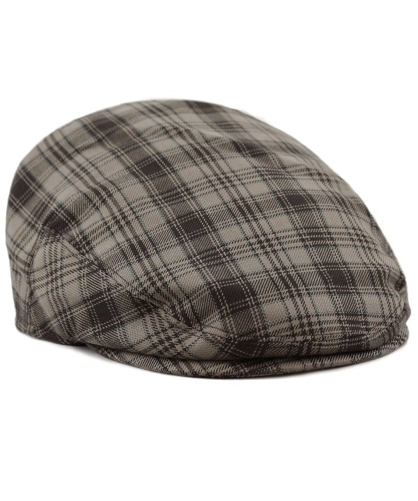 THE HAT DEPOT Light Weight Classic Soft IVY newsboy Cap Flat Driving Golf Hat - 1840 - CE17YLY8UE6