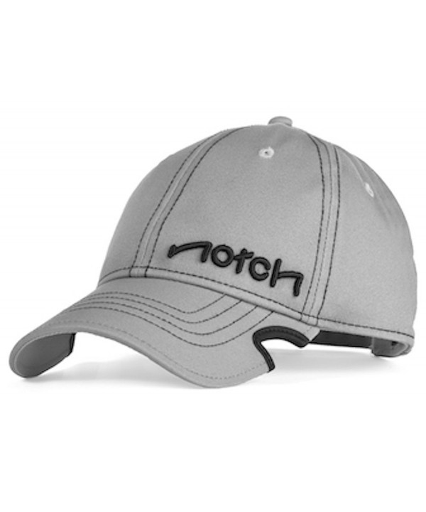 Notch Classic Adjustable Grey/Black Cap - CD11GRJVLSF