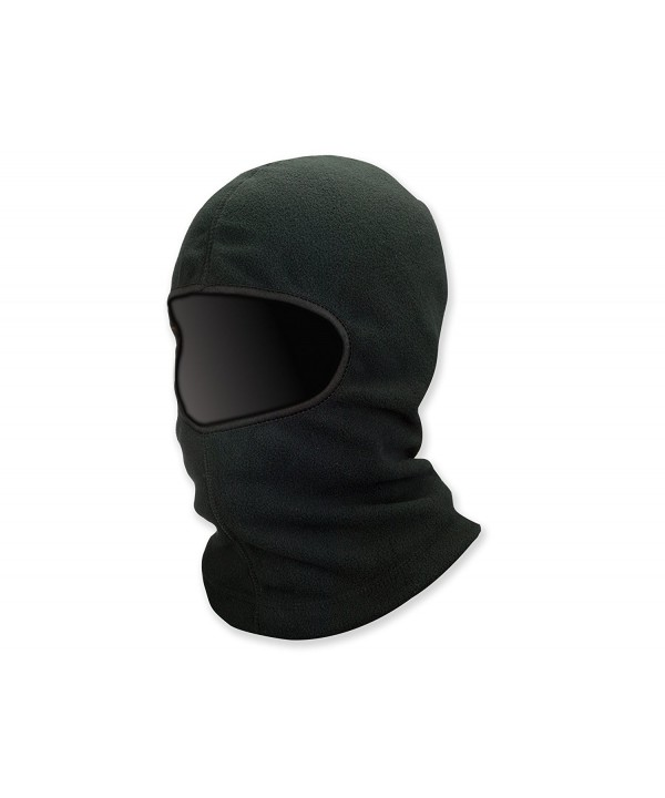 N-Ferno 6821 Thermal Fleece Balaclava- Black - Black - CL114R8G8YP